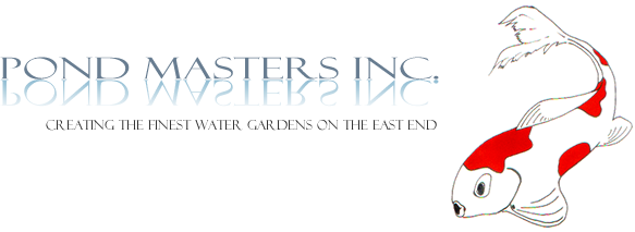 Pondmasters Inc. east end ponds